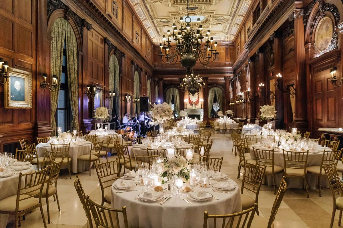шикарный ресторан для свадьбы