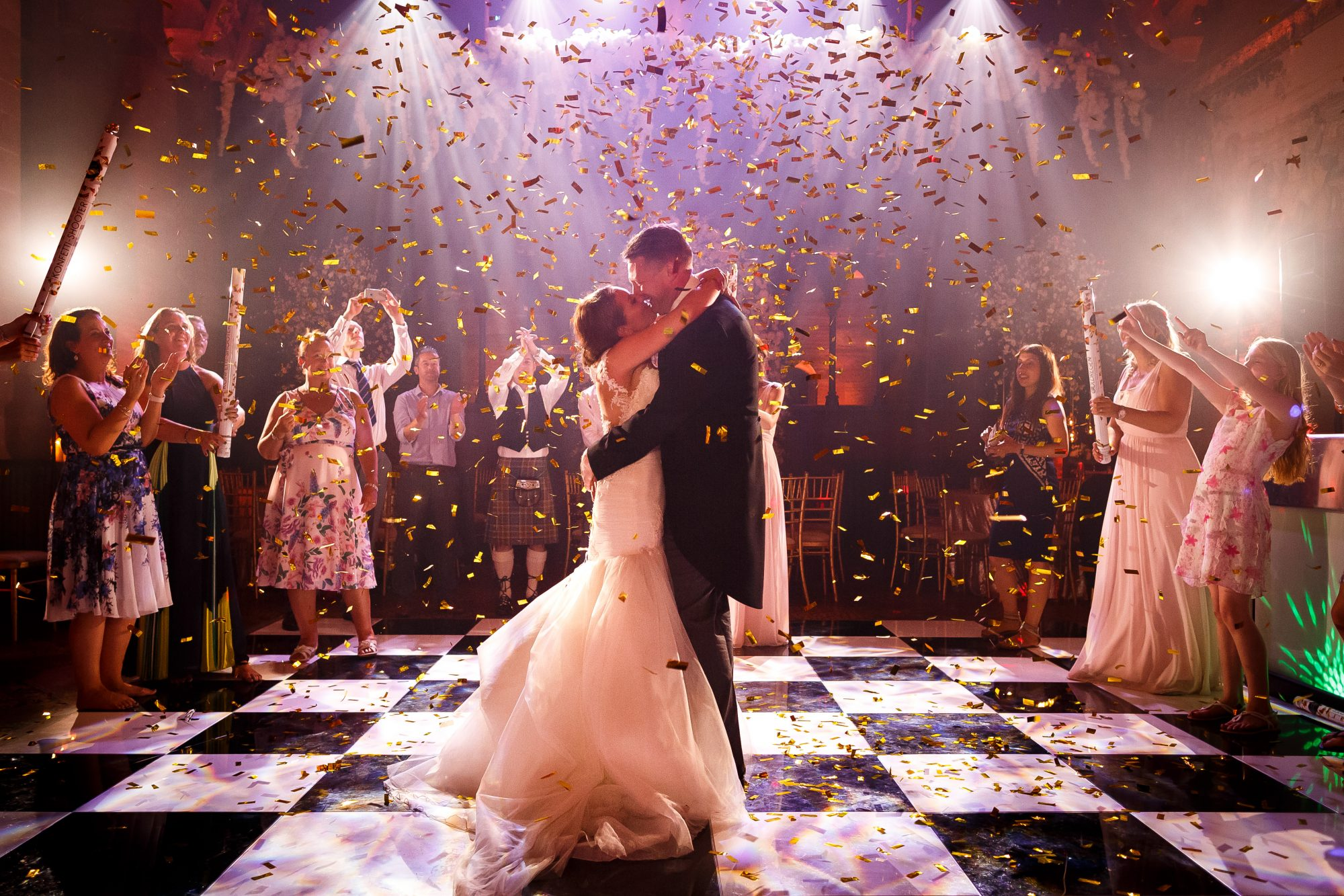 Когда начать обучение свадебному танцу