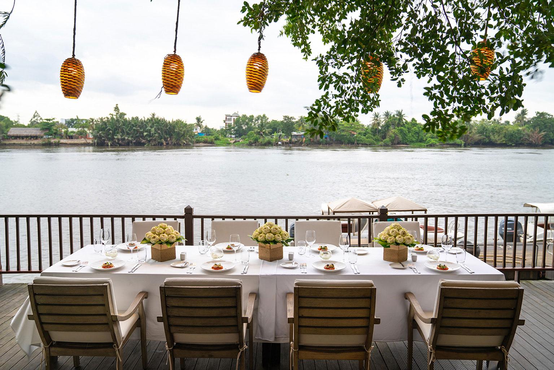 ресторан для свадьбы на природе