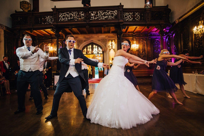 Как придумать свадебный танец