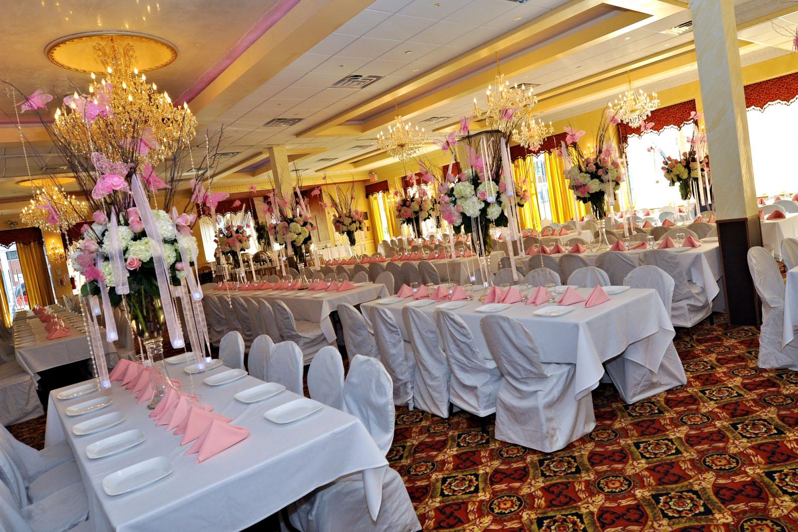 ресторан свадебный