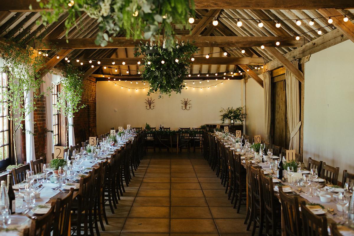 усадьба для свадьбы столы