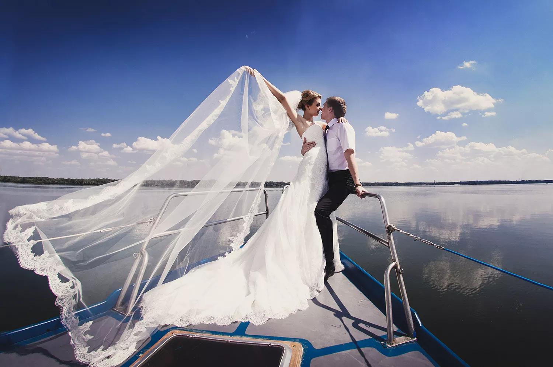 свадьба на пироговском водохранилище